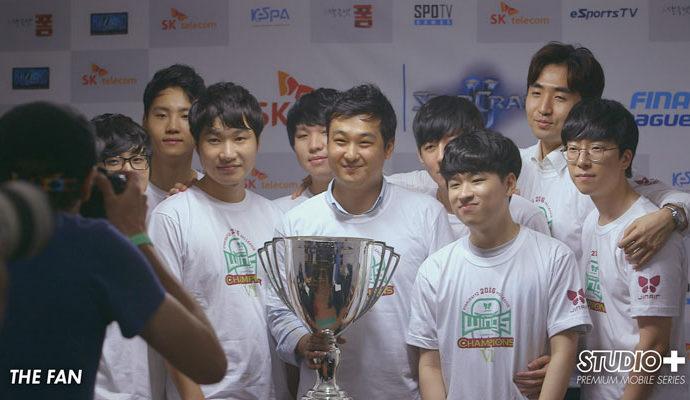 The Fan Jhoon et Jin Air