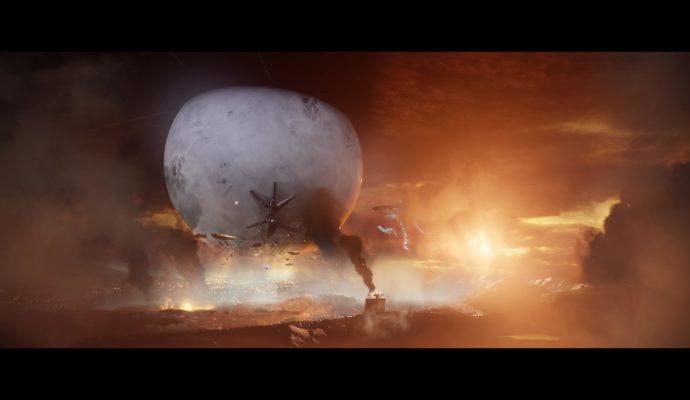 Test Destiny 2 - La chute