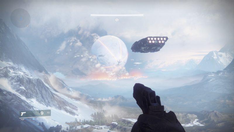Test Destiny 2 - Le jour d'après
