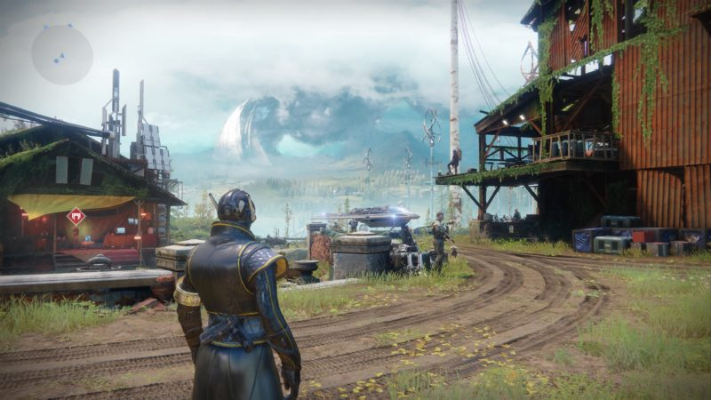 Test Destiny 2 - Hub central