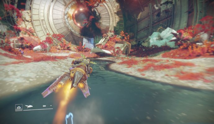 Test Destiny 2 - Passereau