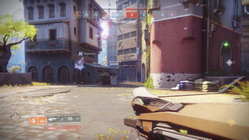 Test Destiny 2 - PVP