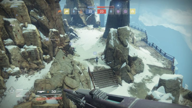 Test Destiny 2 - PVP