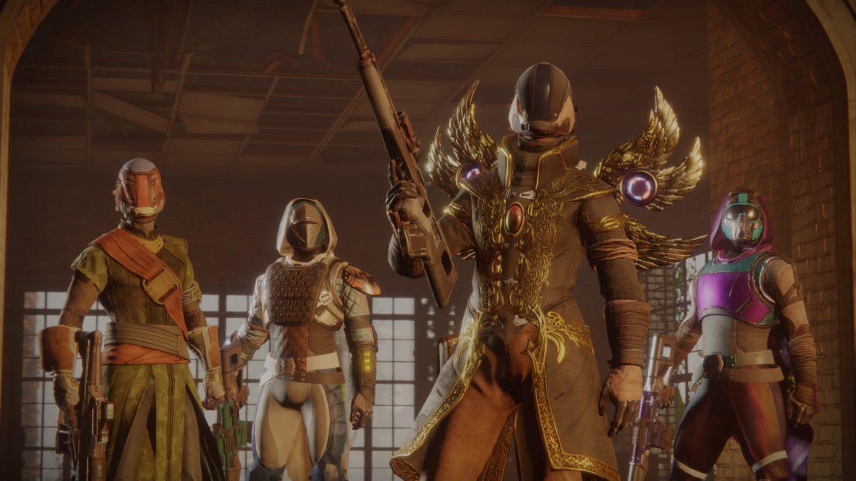 Test Destiny 2 - Une équipe de choc