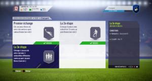 FIFA 18 - FUT Echange