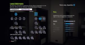 FIFA 18 - arbre de compétence Aventure