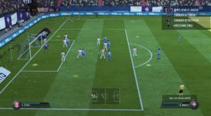 FIFA 18 - corner