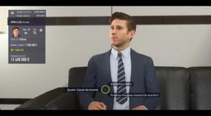 FIFA 18 - transfert 2
