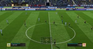 FIFA 18 - FUT match