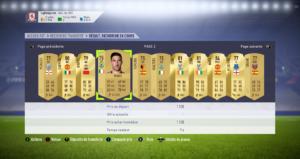 FIFA 18 - FUT marché des transferts