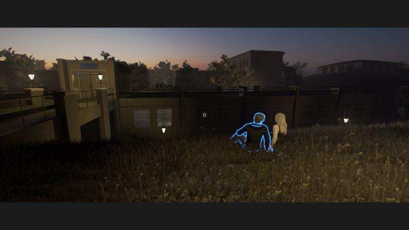 Test Fragments of Him sur PlayStation 4