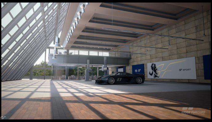Test Gran Turismo Sport - Atelier