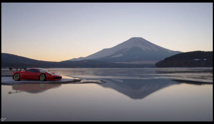Test Gran Turismo Sport - Mont Fuji