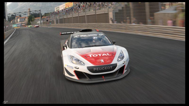 Test Gran Turismo Sport - Peugeot RCZ