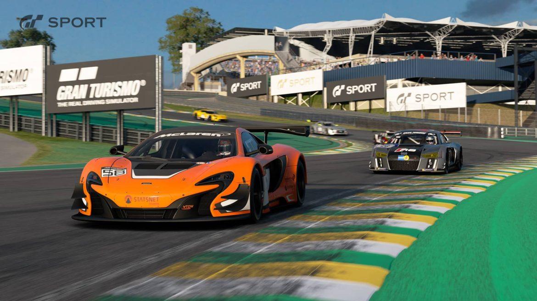 Test Gran Turismo Sport