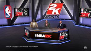 NBA 2K18 - Pre Game Show
