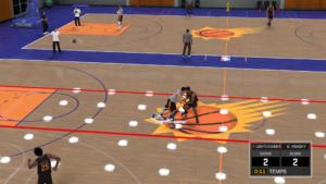 NBA 2K18 - entrainement Ma carrière