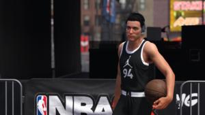 NBA 2K18 - Ma carrière