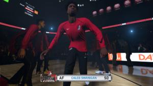 NBA 2K18 - Trailblasers Intro