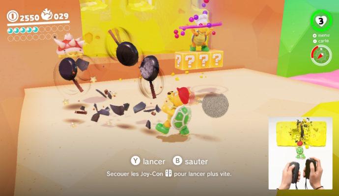 Test Super Mario Odyssey - Koopa Troopa