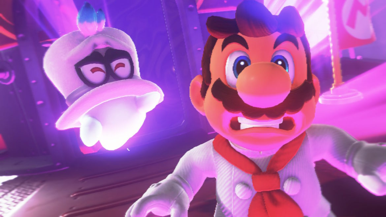 Super Mario Odyssey Le Test Sur Nintendo Switch