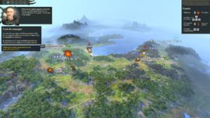 Total War Warhammer II - carte 2