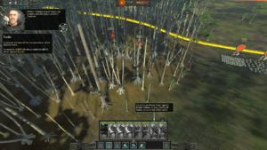 Total War Warhammer II - terrain combat
