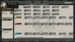Total War Warhammer II - compétences