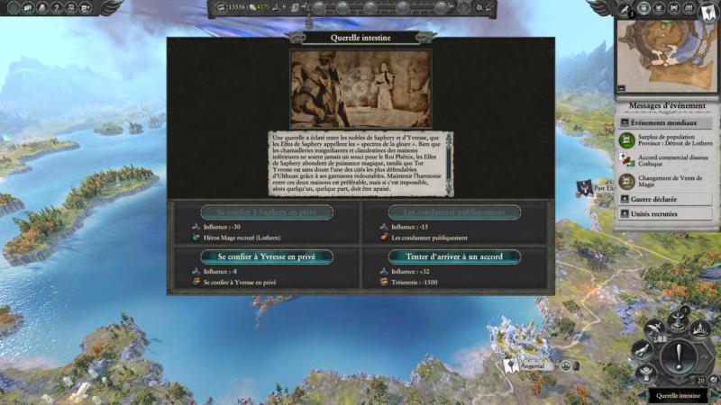 Total War Warhammer II - choix 2