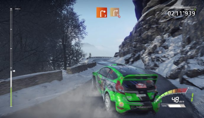 Test WRC 7 - Ford Fiesta