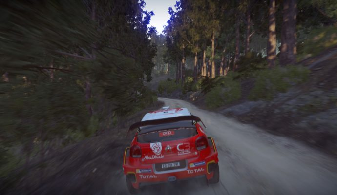 Test WRC 7 - DS3