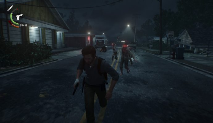 The Evil Within 2 fuite