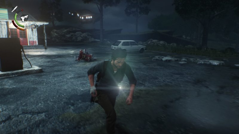 the Evil Within 2 créature