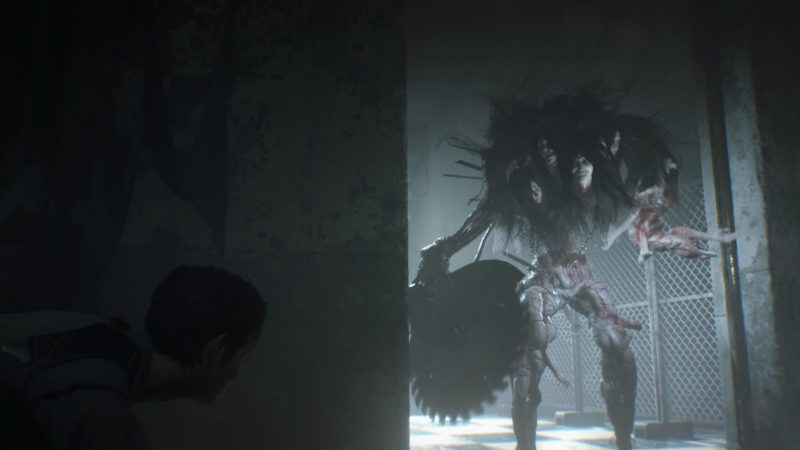 the Evil Within 2 scie