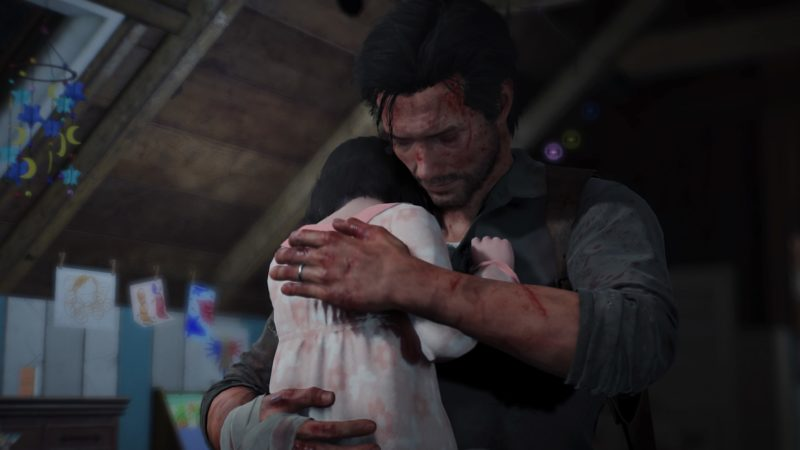 The Evil Within 2 Lily