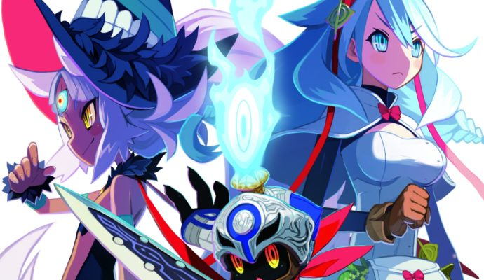 The Witch and The Hundred Knight 2 visuel toujours cool