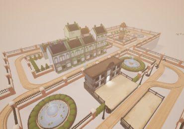 Tracks: The Train Set Game circuit complexe