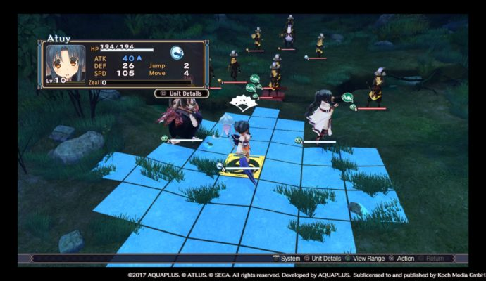 Utawarerumono: Mask of Truth Combat