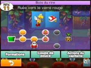 Mario & Luigi : Superstar Saga + Les sbires de Bowser terrain