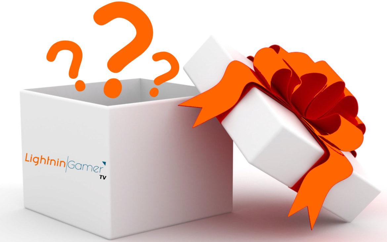 LightninGamer TV semaine 100 follows cadeaux