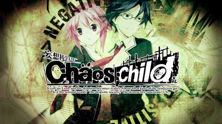 Chaos;Child logo