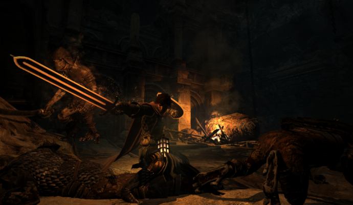 Dragon's Dogma: Dark Arisen l'insurgé