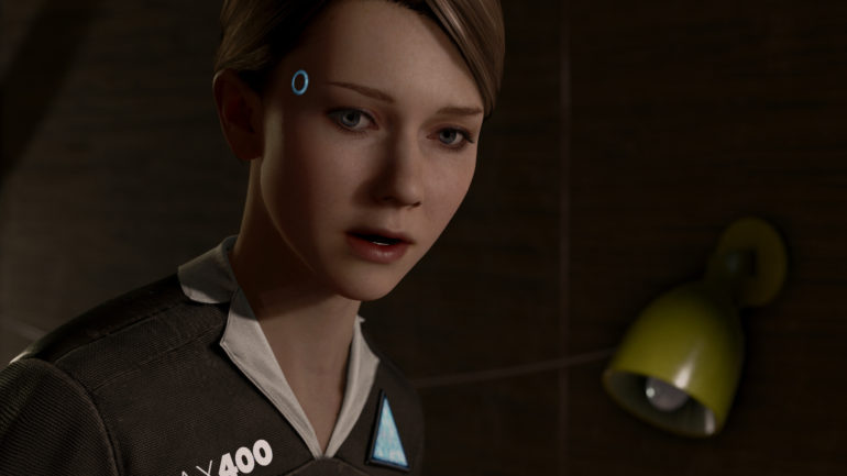 Detroit : Become Human Kara