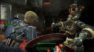 Fallout 4 captain america