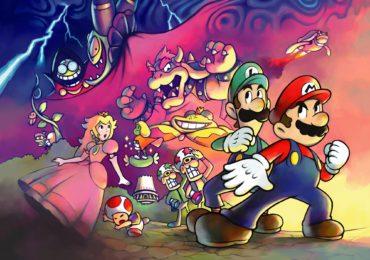 Mario & Luigi : Superstar Saga + Les sbires de Bowser artwork