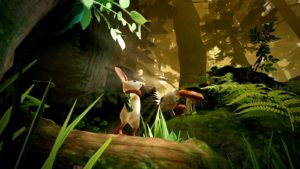 PlayStation VR - Moss Land