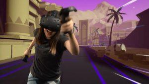 PlayStation VR- SprintVector