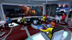 Star Trek PlayStation VR