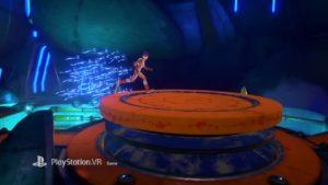 PlayStation VR- Star Child
