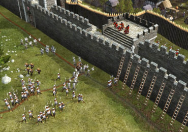 Stronghold 2 siège (source : Firefly)